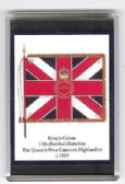 QUEEN'S OWN CAMERON HIGHLANDERS 1919 FRIDGE MAGNET (L)